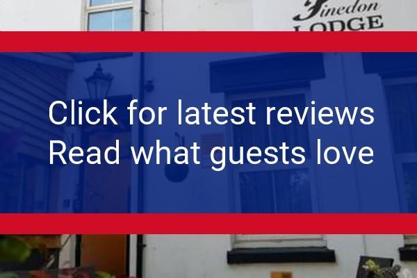 finedonlodge.co.uk reviews